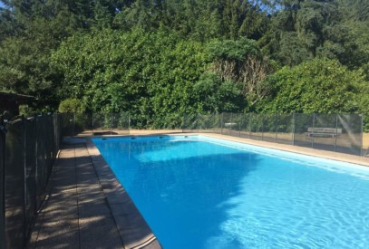 piscine du camping