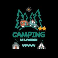 logo camping le lyzeron